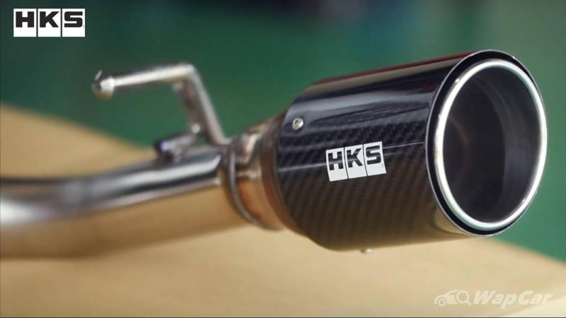 Take note Malaysian buyers: HKS has an exhaust kit for the Toyota Corolla Cross! 02
