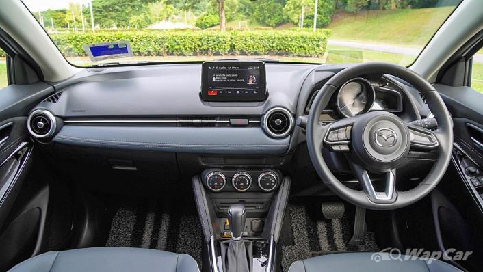 2020 Mazda 2 Hatchback 1.5L Interior 001