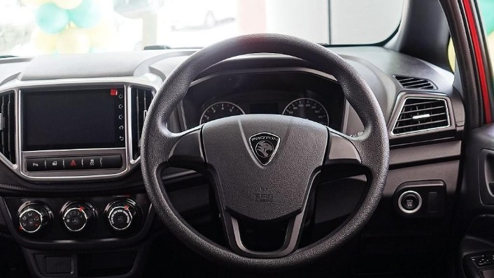 2019 Proton Iriz 1.6 VVT Executive CVT Interior 006