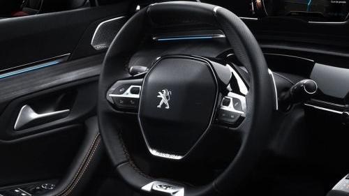 Peugeot 508 GT (2019) Interior 001
