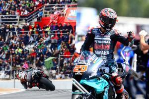 Rossi, Vinales perlu yakin dengan kemampuan Yamaha 'baiki' jentera MotoGP - Quartararo