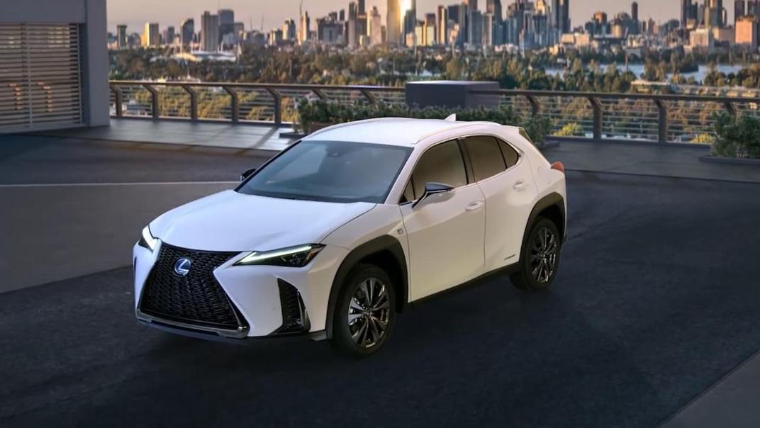 2020 Lexus UX Exterior 007