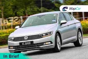 In Brief: 2019 Volkswagen Passat, GTI in a business suit
