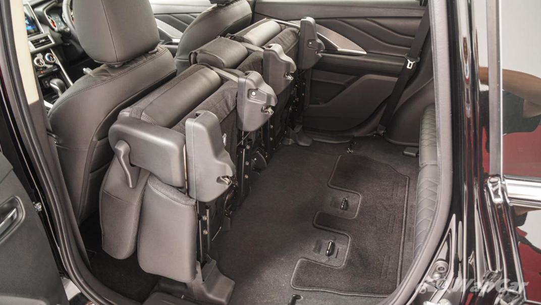2020 Mitsubishi Xpander 1.5 L Interior 045