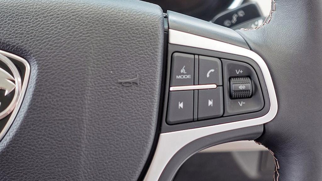 2018 Proton X70 1.8 TGDI Premium 2WD Interior 008