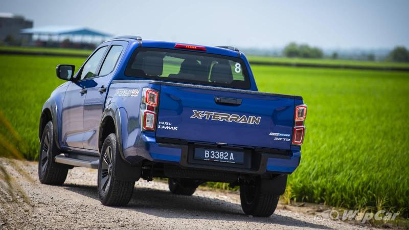 2021 Isuzu D-Max could gain hybrid option and more power 02