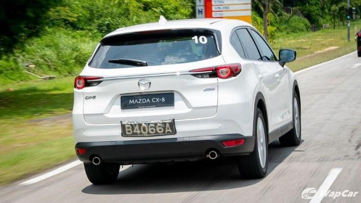 Mazda CX-8 Public (2019) Exterior 008