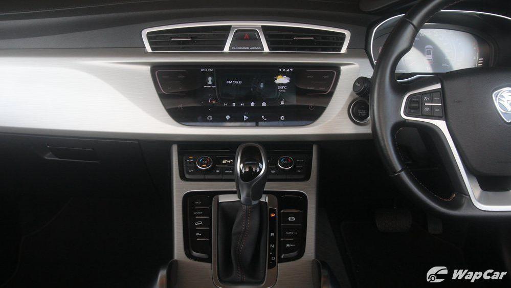 2018 Proton X70 1.8 TGDI Premium 2WD Interior 078
