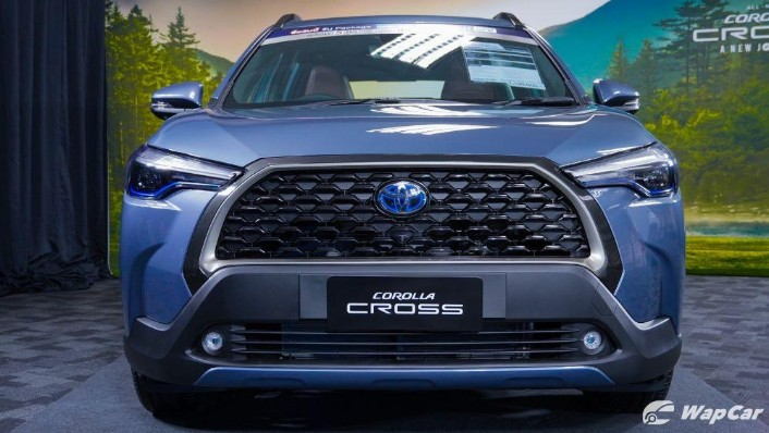 2020 Toyota Corolla Cross Exterior 007