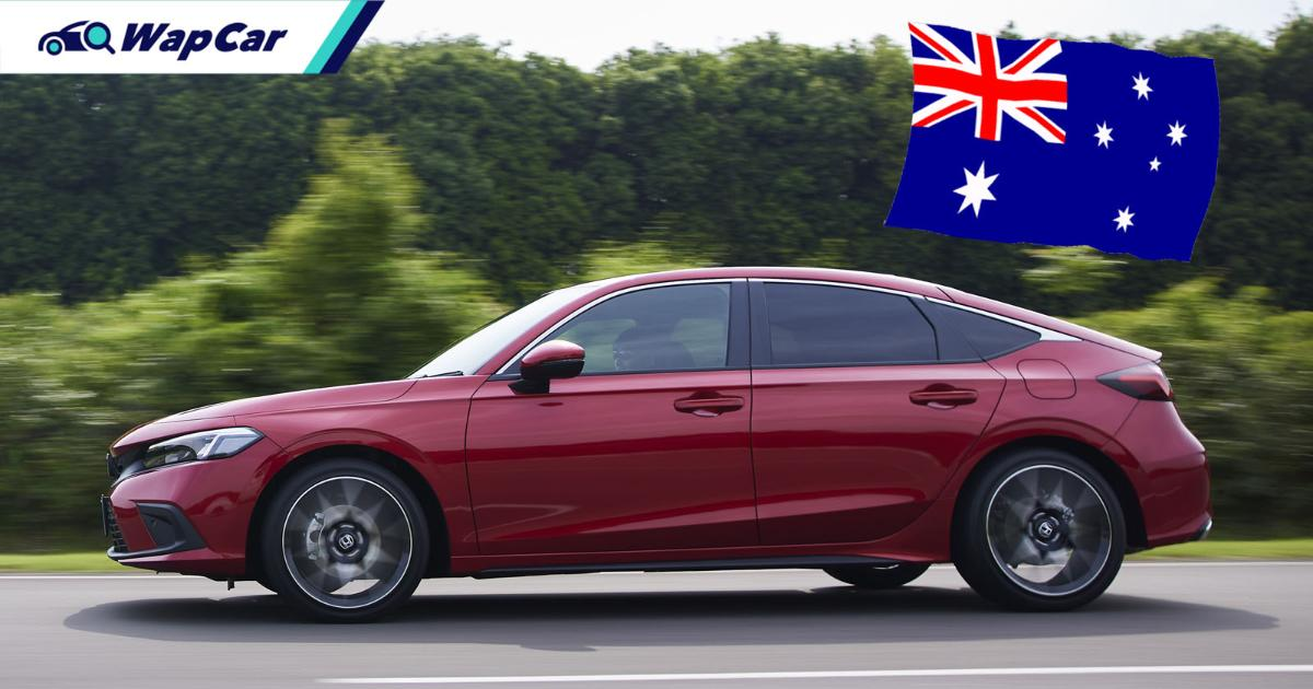 Australia to skip all-new Honda Civic Sedan, only hatchback will be offered 01