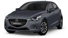Mazda 2 Hatchback (2018) Exterior 003
