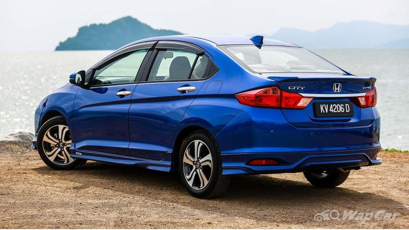 Used 7-year-old Honda City (GM6) for RM 40k - common problems and maintenance? 02