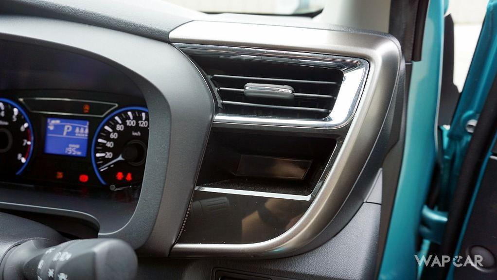 2018 Perodua Myvi 1.3 X AT Interior 025