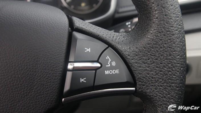 2019 Proton Persona 1.6 Premium CVT Interior 007