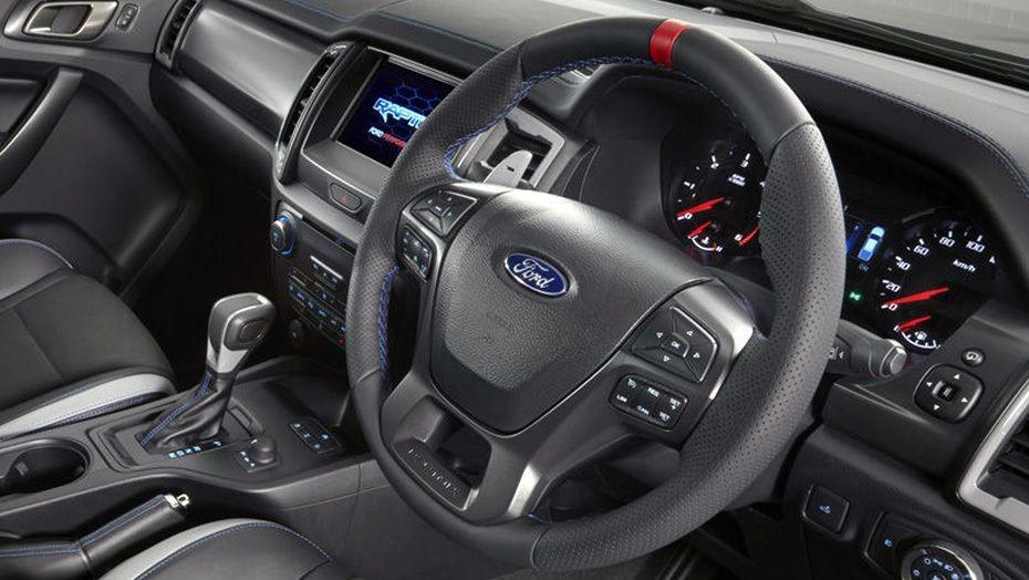 Ford Ranger (2019) Interior 002