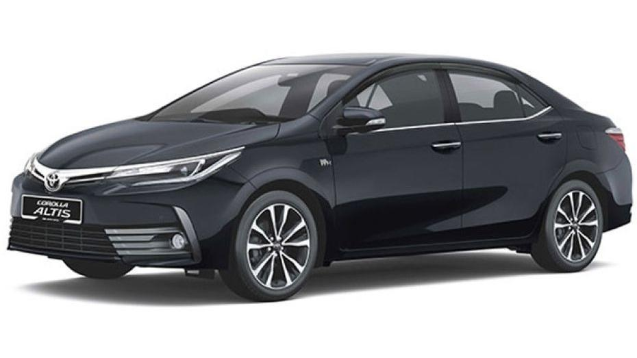 Toyota Corolla Altis (2018) Others 005