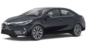 Toyota Corolla Altis (2018) Exterior 005