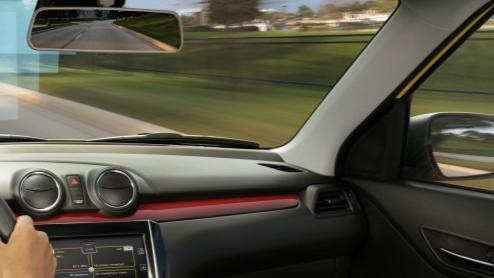 Suzuki Swift Sport (2014) Interior 003