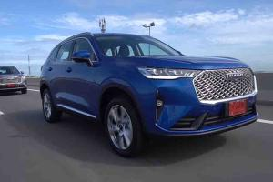 2021 Haval H6: Launching in Malaysia as an X70 rival, here's a brief review from Thailand