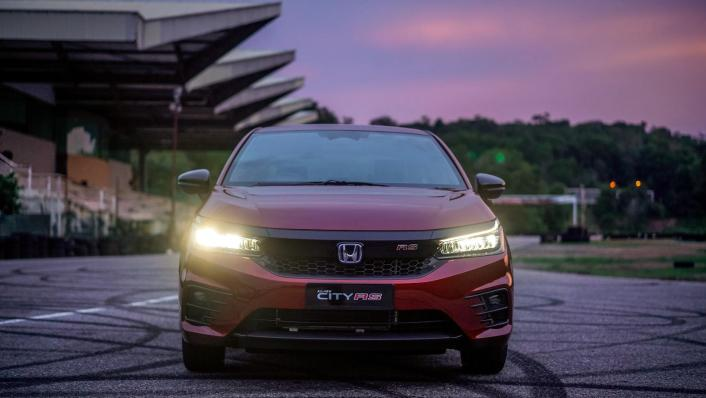 2020 Honda City RS 1.5 Hybrid Exterior 004