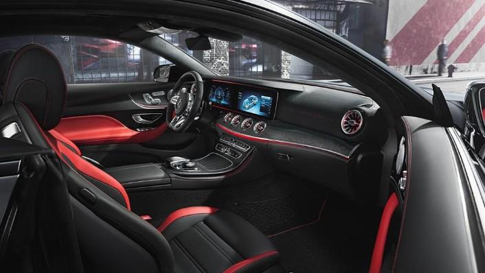 Mercedes-Benz AMG E-Class Coupe (2019) Interior 005