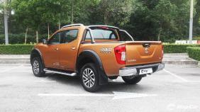 2018 Nissan Navara Double Cab 2.5L VL (A) Exterior 007
