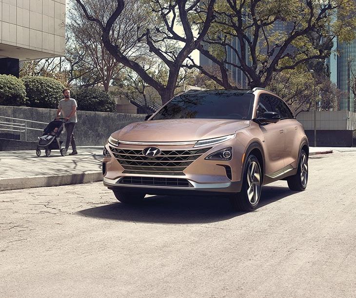 Hyundai Nexo Wins Top Safety Pick+ Award 01
