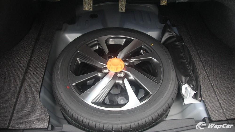 2019 Toyota Vios 1.5G Interior 066