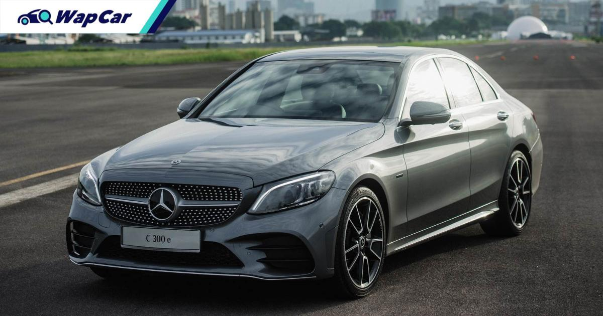 After the 2020 BMW 330e, will the Mercedes-Benz C300e plug-in hybrid return to Malaysia? 01