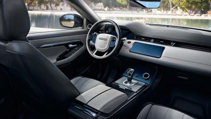 2020 Land Rover Range Rover Evoque Public Interior 001