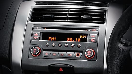 Nissan X-Gear (2018) Interior 005