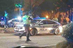 Case of a stolen Honda Civic police car might turn into a kidnapping investigation