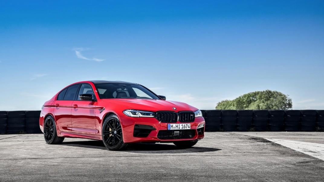 2020 BMW M5 Exterior 058