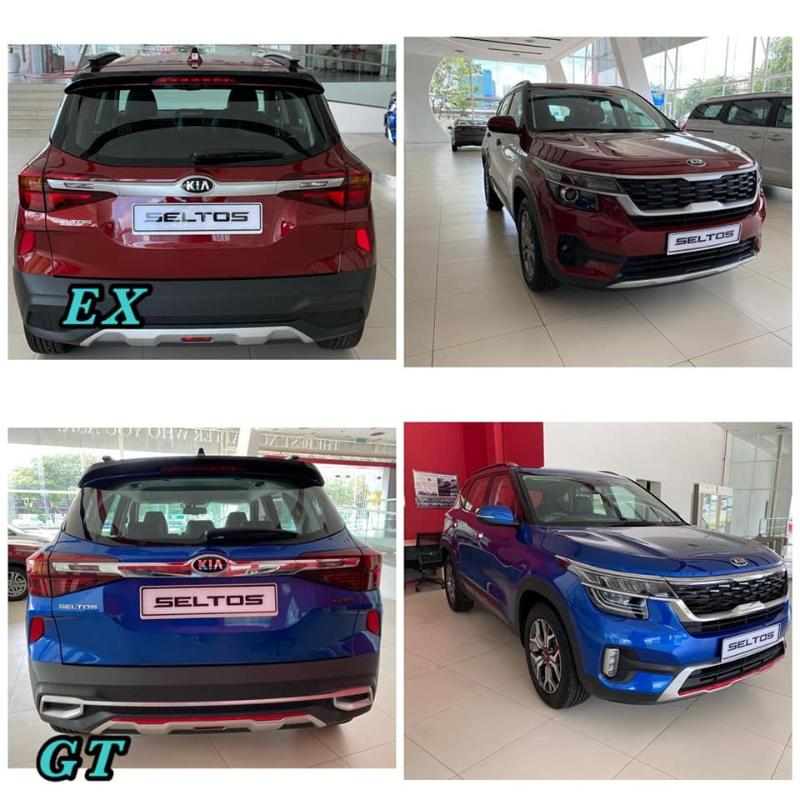 2020 Kia Seltos detailed for Malaysia, HR-V rival to get 1.6L MPI, 2 variants, CBU India 02