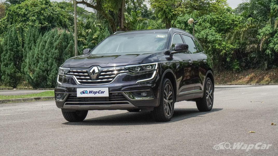 2020 Renault Koleos Signature Exterior 001