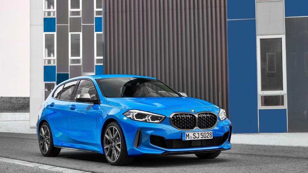 2020 BMW 1 Series M135i xDrive Exterior 003