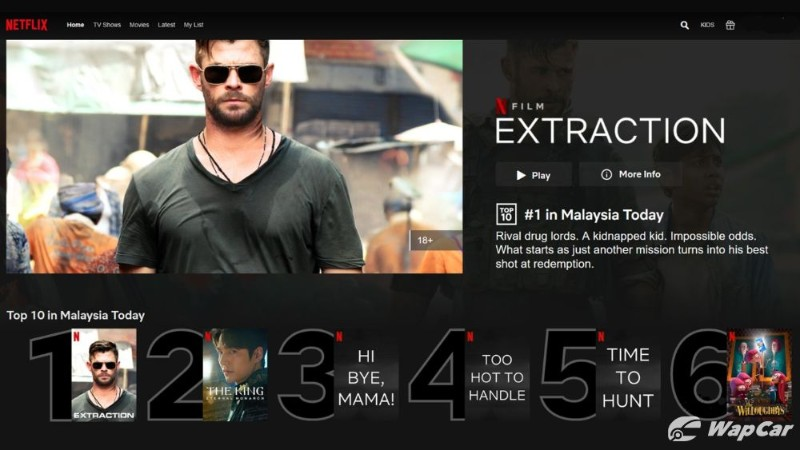 Proton Satria Neo, Savvy, and Saga make 'cameo appearance' in Netflix's Extraction starring Chris Hemsworth 02