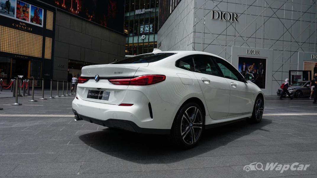 2020 BMW 2 Series 218i Gran Coupe Exterior 023