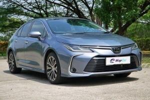 Potong stim: Toyota Corolla Altis selesa tetapi tidak praktikal!