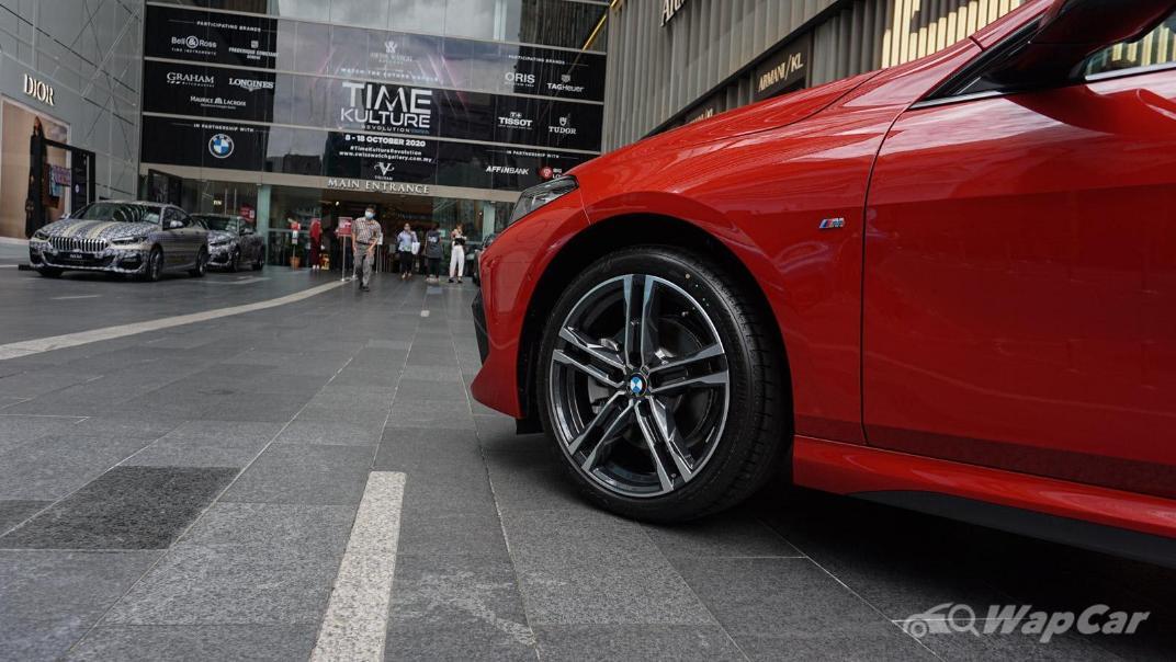 2020 BMW 2 Series 218i Gran Coupe Exterior 075