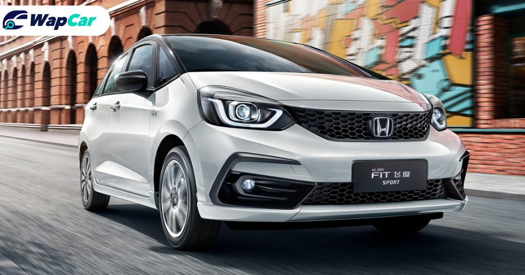 All-new 2020 Honda Jazz previewed for China, August debut 01