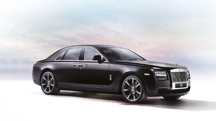 2010 Rolls-Royce Ghost Ghost Exterior 003