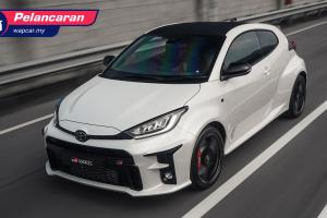 Toyota GR Yaris 2020 dilancarkan di Malaysia – enjin 3-silinder berkuasa 261 PS, bermula RM 299k sahaja!