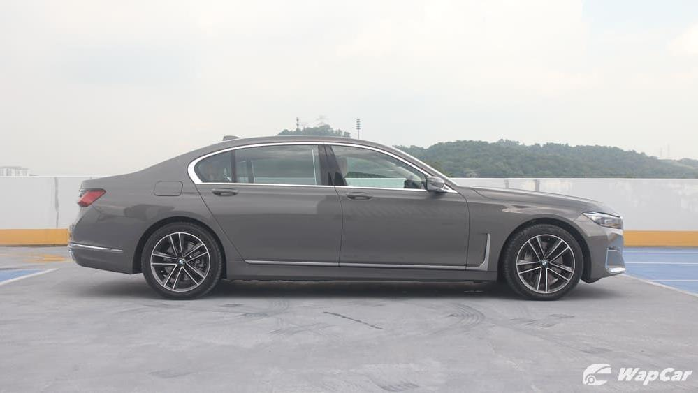 2019 BMW 7 Series 740Le xDrive Exterior 004