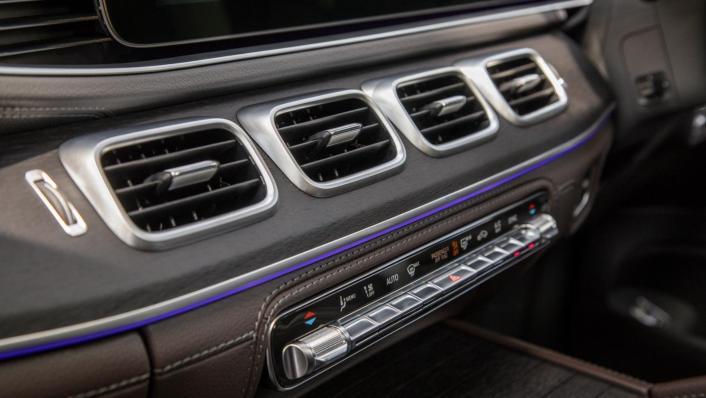 2020 Mercedes-Benz GLS 450 4Matic Interior 006