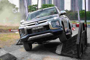 Mitsubishi Triton overtakes Ford Ranger to become Malaysia's No.2 best-selling pick-up truck