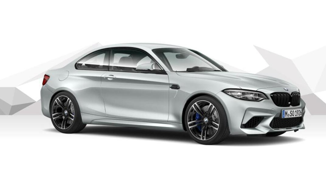 2019 BMW M2 Competition DCT Exterior 019