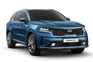 All-new 2020 Kia Sorento goes upmarket, mean face with luxurious interior