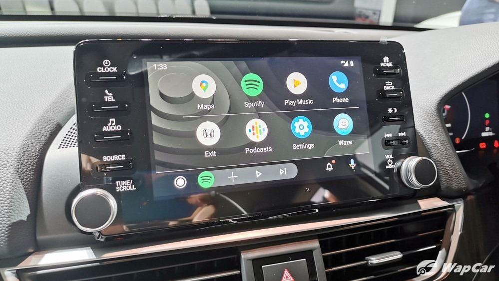2020 Honda Accord 1.5TC Premium Interior 133