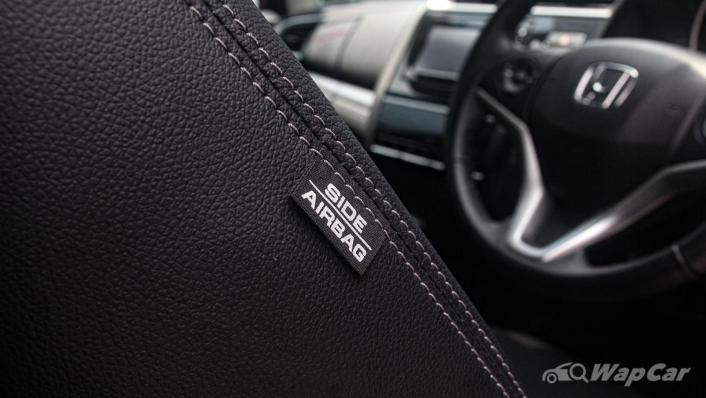 2019 Honda Jazz 1.5 V Interior 005
